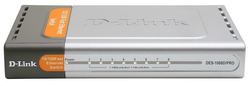 DES-1008D/PRO